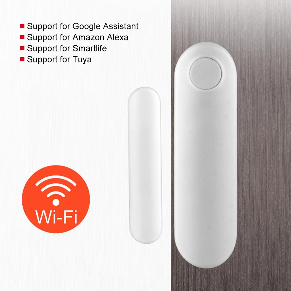 WiFi-Door-Window-Sensor-2-4Ghz-Home-Security-Detector-Support-for-Google-Home thumbnail 26