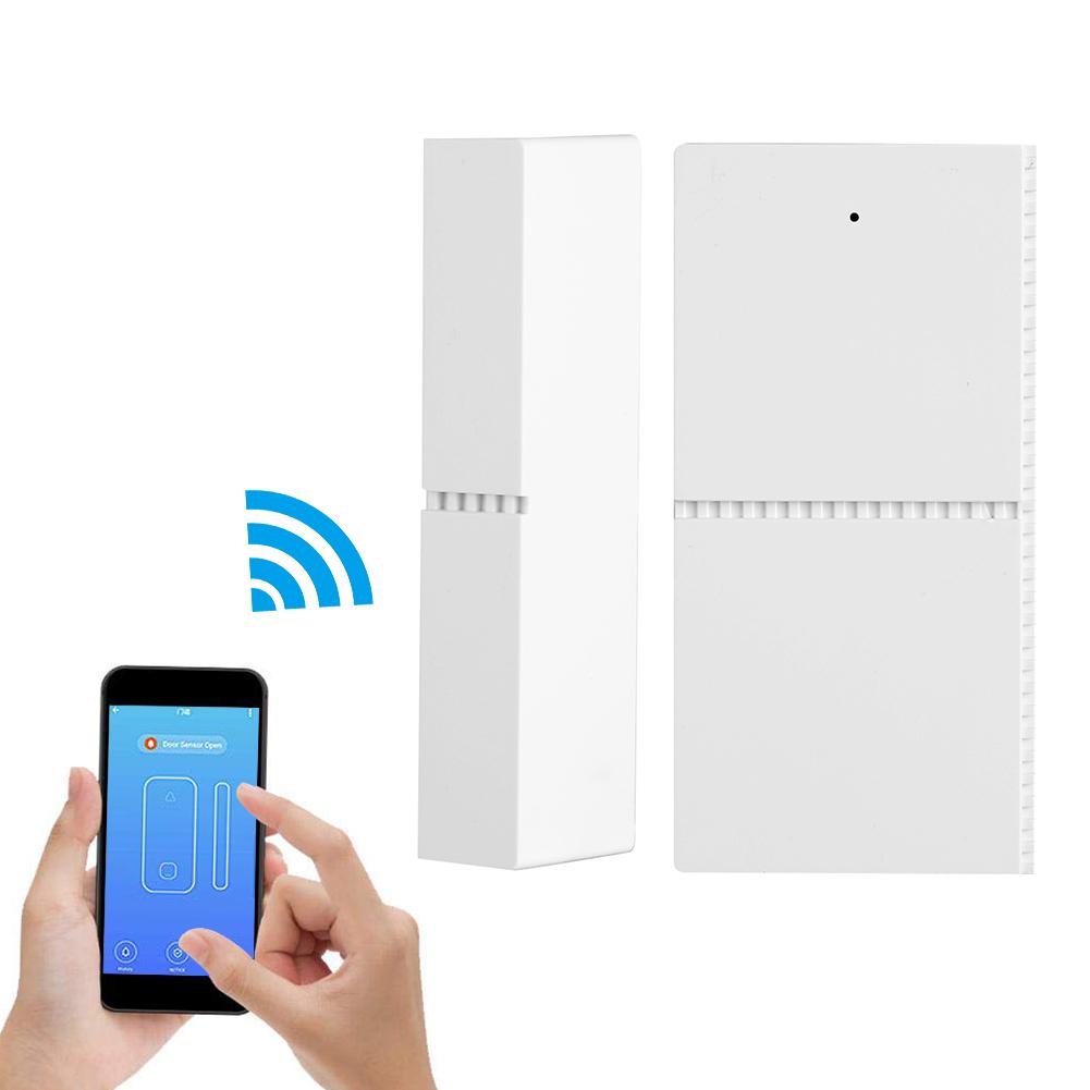WiFi-Door-Window-Sensor-2-4Ghz-Home-Security-Detector-Support-for-Google-Home thumbnail 34