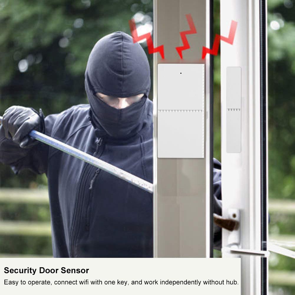 WiFi-Door-Window-Sensor-2-4Ghz-Home-Security-Detector-Support-for-Google-Home thumbnail 35