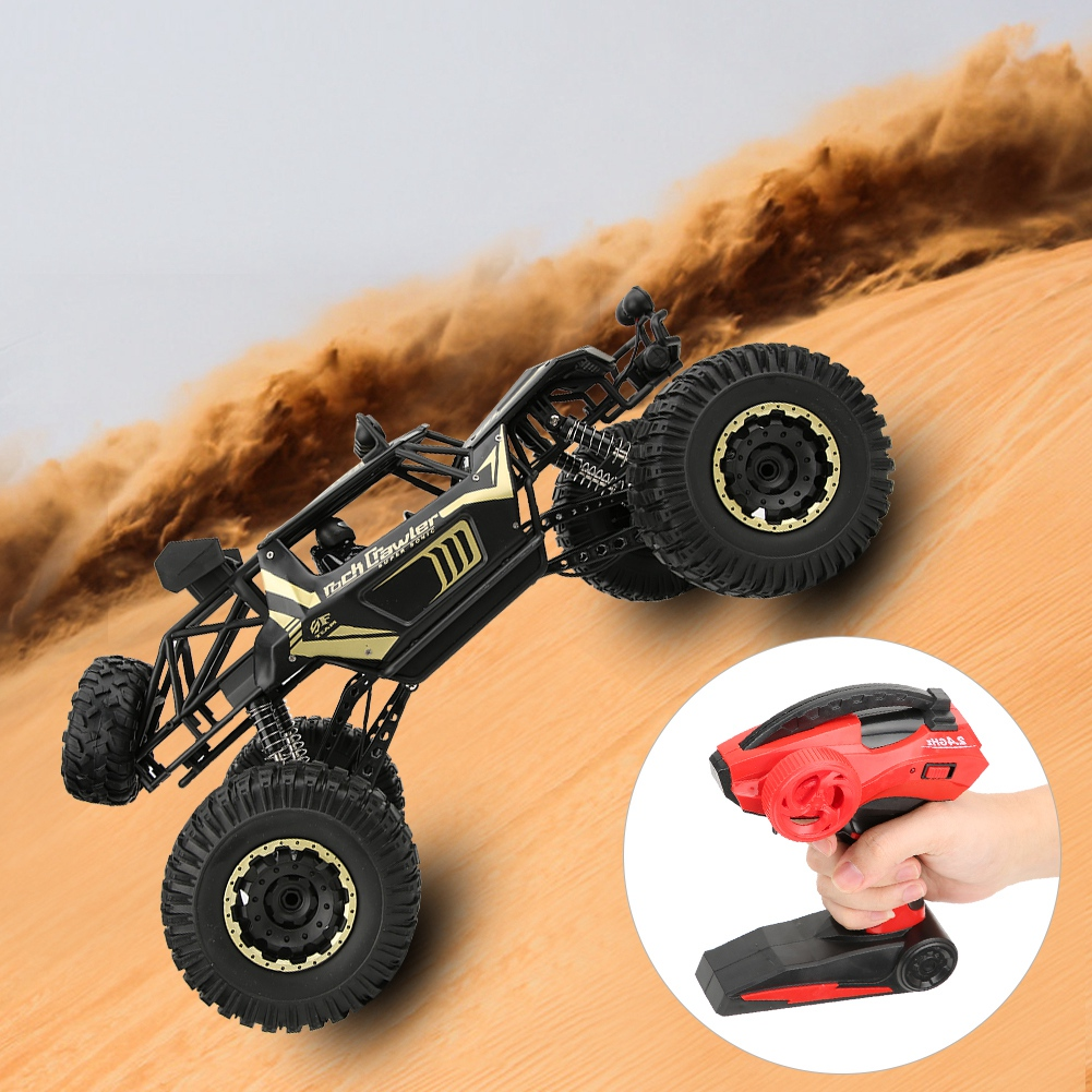 2.4GHZ 1 8 RC eléctrico  4WD Coche Kit Para Racing control remoto Off-strada Nuevo  scegli il tuo preferito