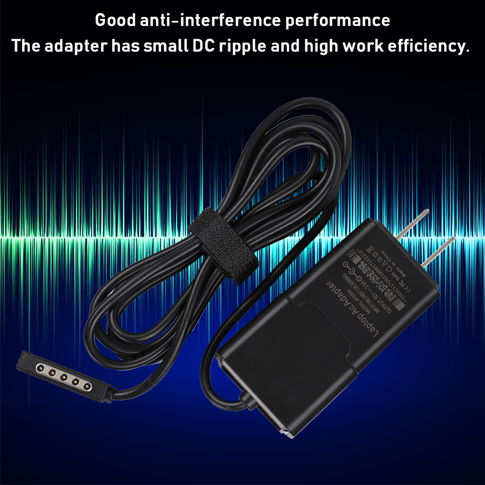 AC-Adapter-Power-Supply-Laptop-Charger-15V-2-58A-For-Surface-Pro1-2-3-4-5-6-Lot miniature 20