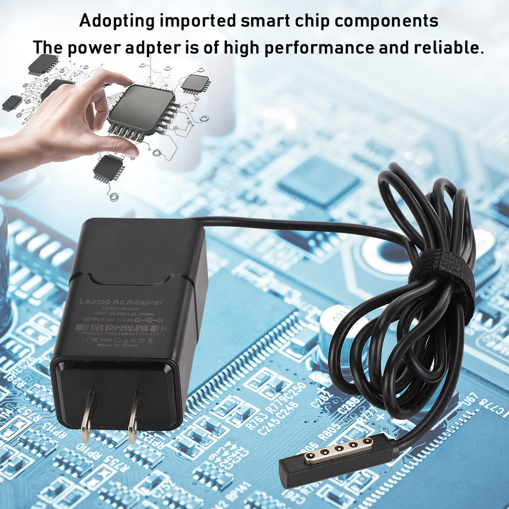 AC-Adapter-Power-Supply-Laptop-Charger-15V-2-58A-For-Surface-Pro1-2-3-4-5-6-Lot miniature 18