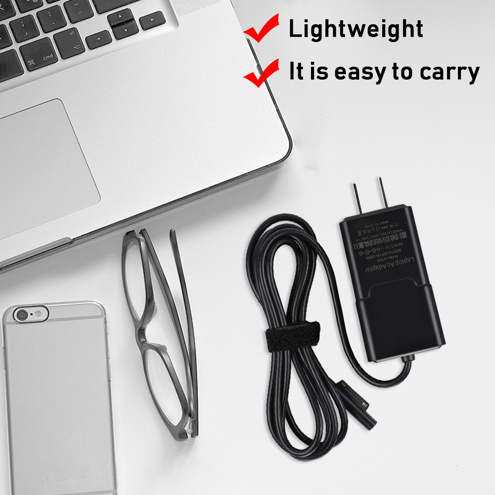 AC-Adapter-Power-Supply-Laptop-Charger-15V-2-58A-For-Surface-Pro1-2-3-4-5-6-Lot miniature 36