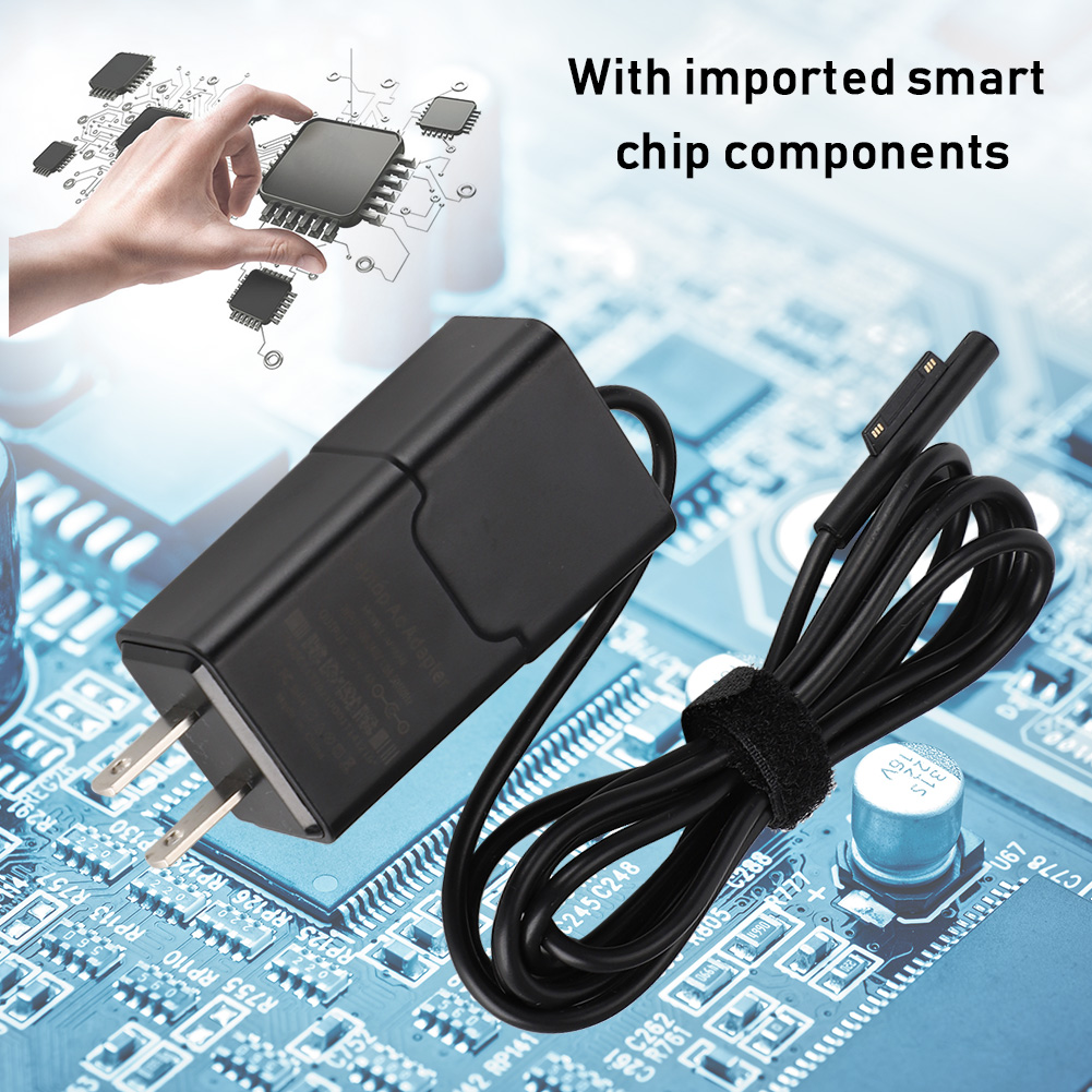 AC-Adapter-Power-Supply-Laptop-Charger-15V-2-58A-For-Surface-Pro1-2-3-4-5-6-Lot miniature 34