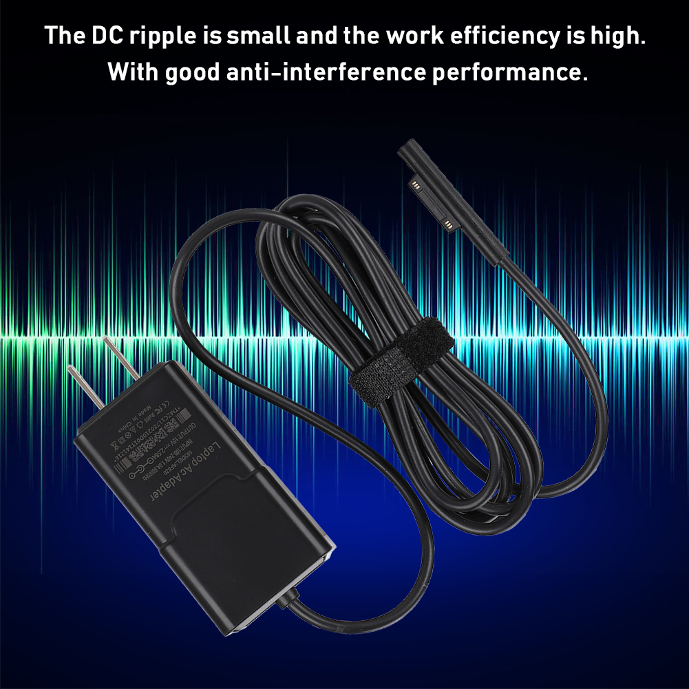 AC-Adapter-Power-Supply-Laptop-Charger-15V-2-58A-For-Surface-Pro1-2-3-4-5-6-Lot miniature 27