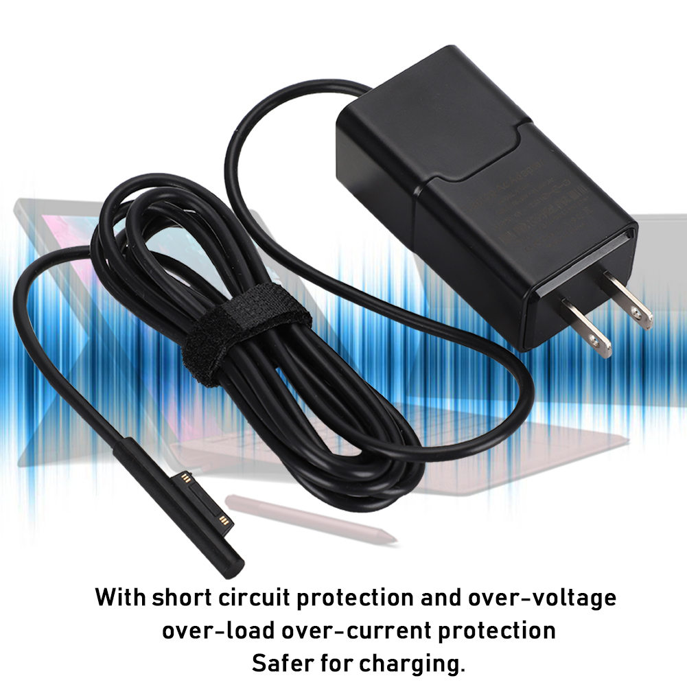 AC-Adapter-Power-Supply-Laptop-Charger-15V-2-58A-For-Surface-Pro1-2-3-4-5-6-Lot miniature 25