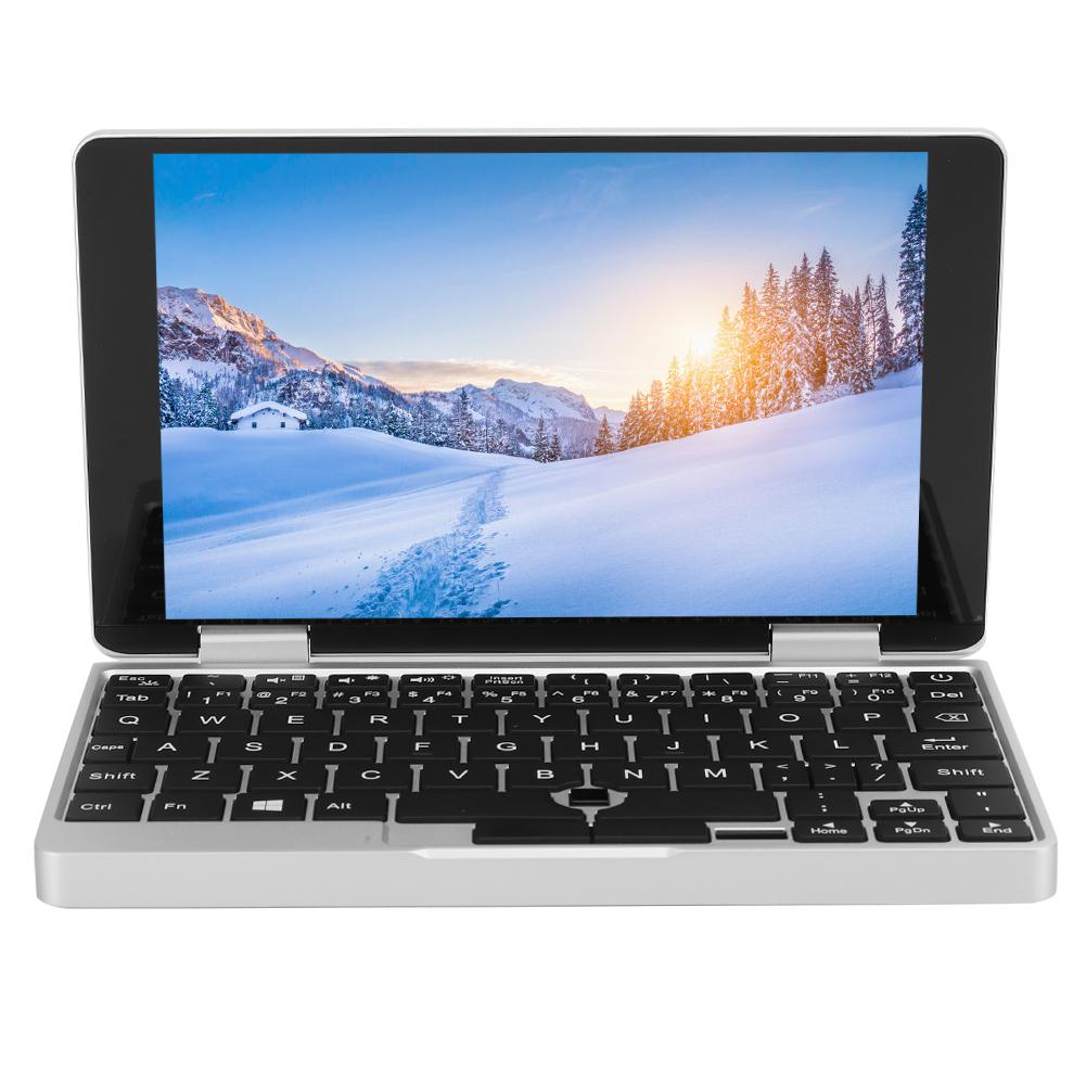 Portatile-7-pollici-8GB-RAM-256GB-ROM-per-Intel-Celeron-3965Y-Tasca-Notebook-Laptop miniatura 14