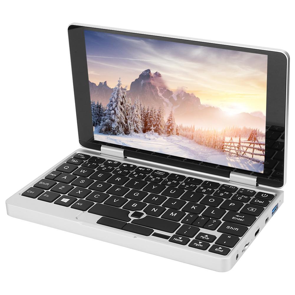Portatile-7-pollici-8GB-RAM-256GB-ROM-per-Intel-Celeron-3965Y-Tasca-Notebook-Laptop miniatura 15