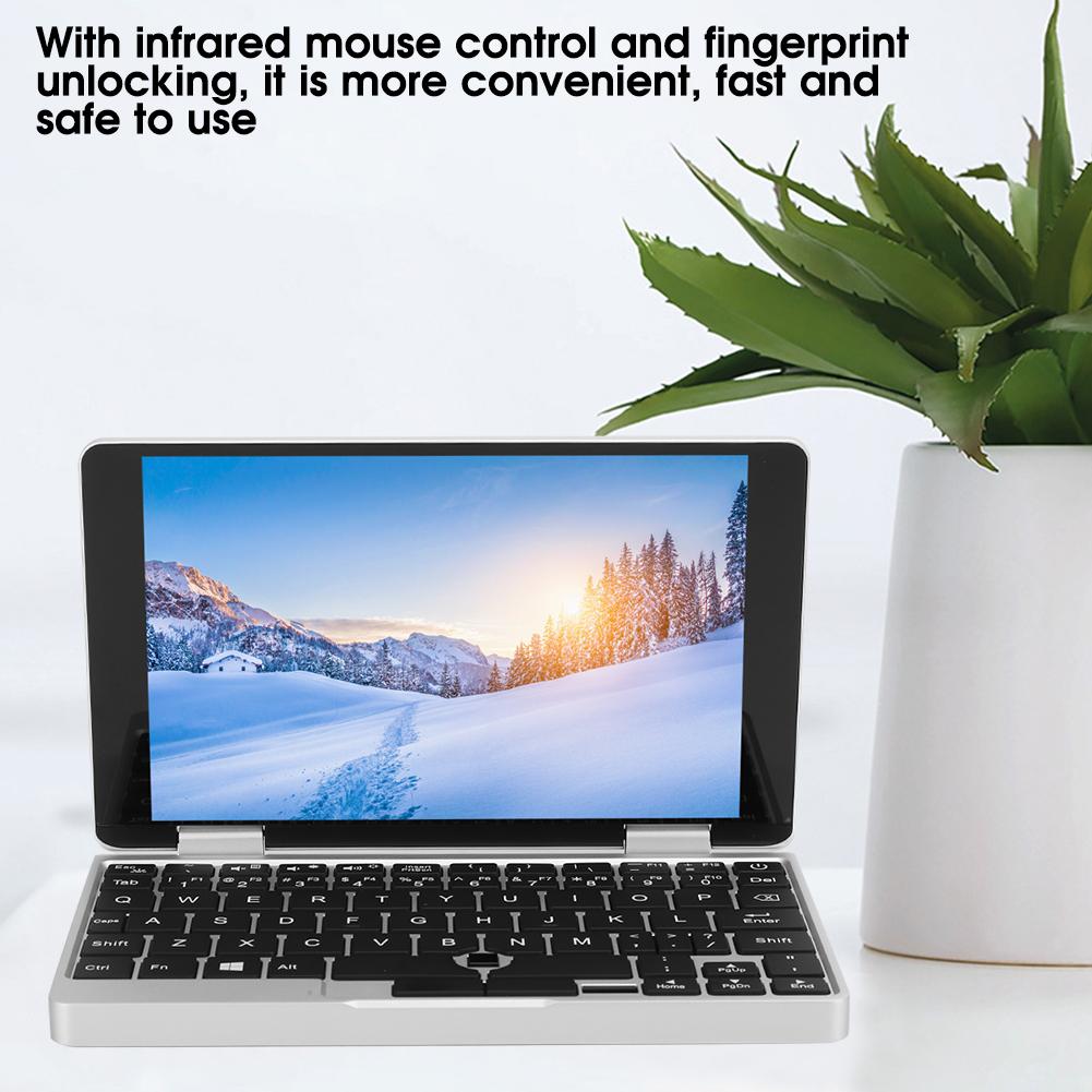 Portatile-7-pollici-8GB-RAM-256GB-ROM-per-Intel-Celeron-3965Y-Tasca-Notebook-Laptop miniatura 32