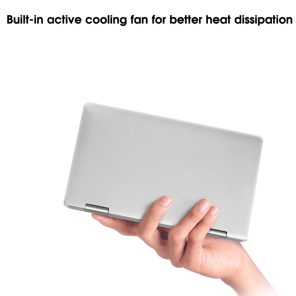 Portatile-7-pollici-8GB-RAM-256GB-ROM-per-Intel-Celeron-3965Y-Tasca-Notebook-Laptop miniatura 33
