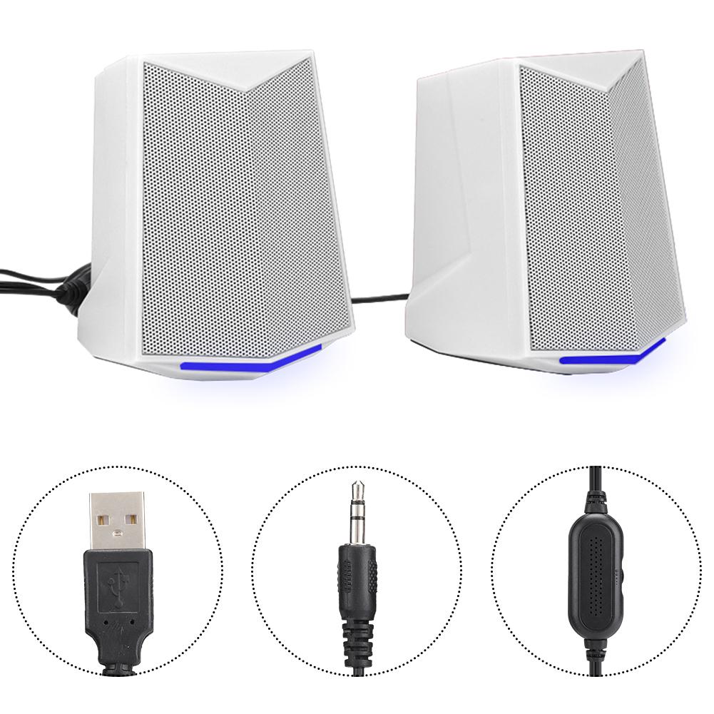 SADA-Bluetooth-Computer-Speaker-Desktop-Laptop-PC-Stereo-Subwoofer-Multimedia thumbnail 37