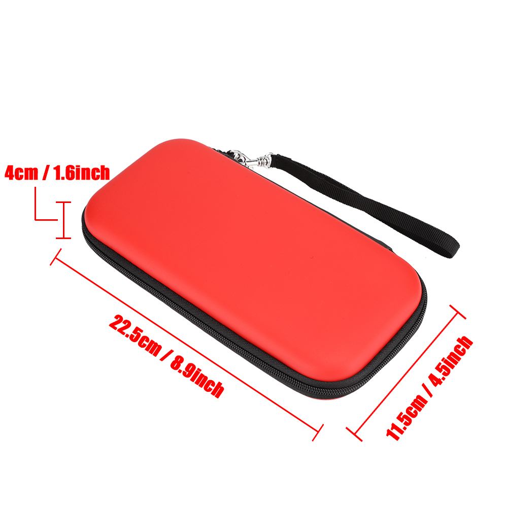 For-Nintendo-Switch-Lite-Hard-Shell-Carrying-Case-Protection-Travel-Storage-Bag miniature 20
