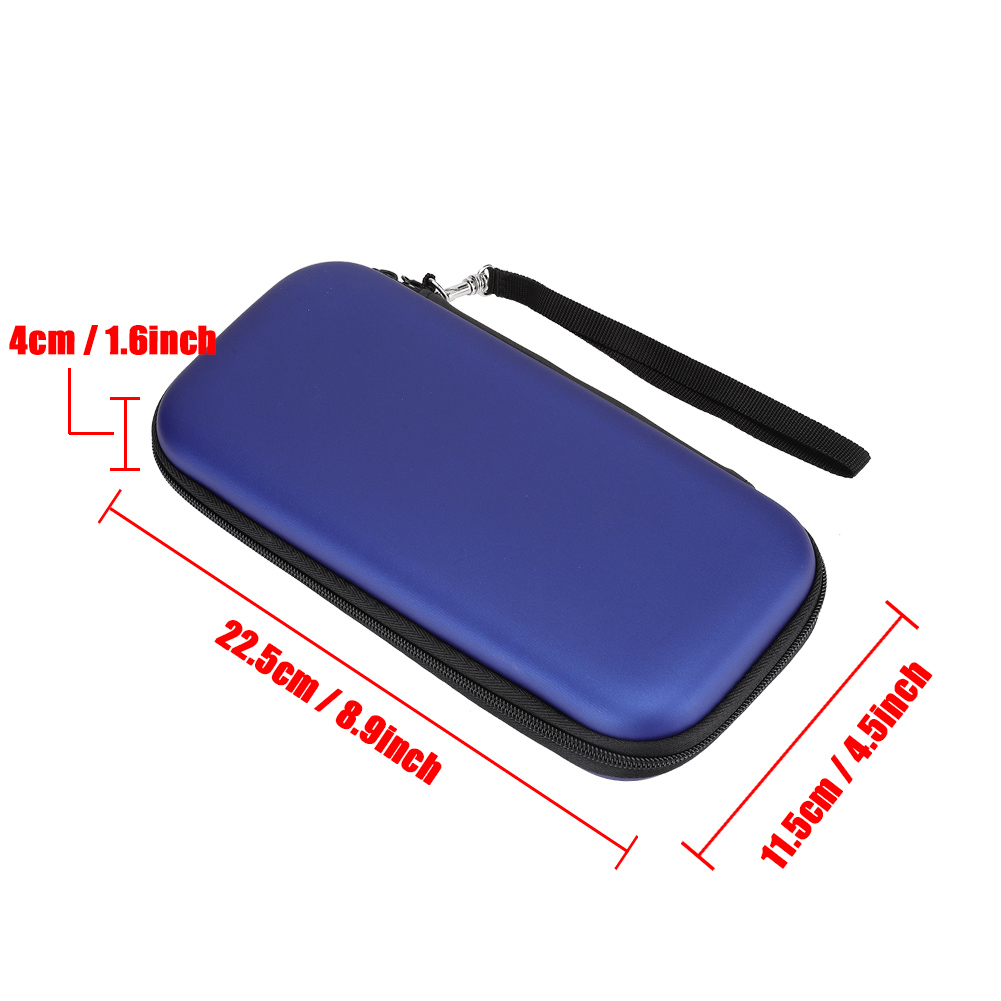 For-Nintendo-Switch-Lite-Hard-Shell-Carrying-Case-Protection-Travel-Storage-Bag miniature 23