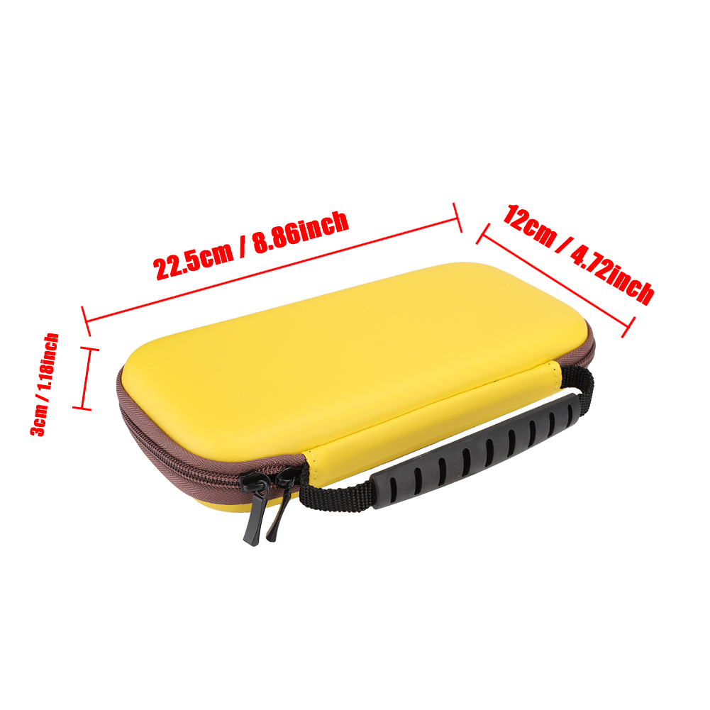 For-Nintendo-Switch-Lite-Hard-Shell-Carrying-Case-Protection-Travel-Storage-Bag miniature 17