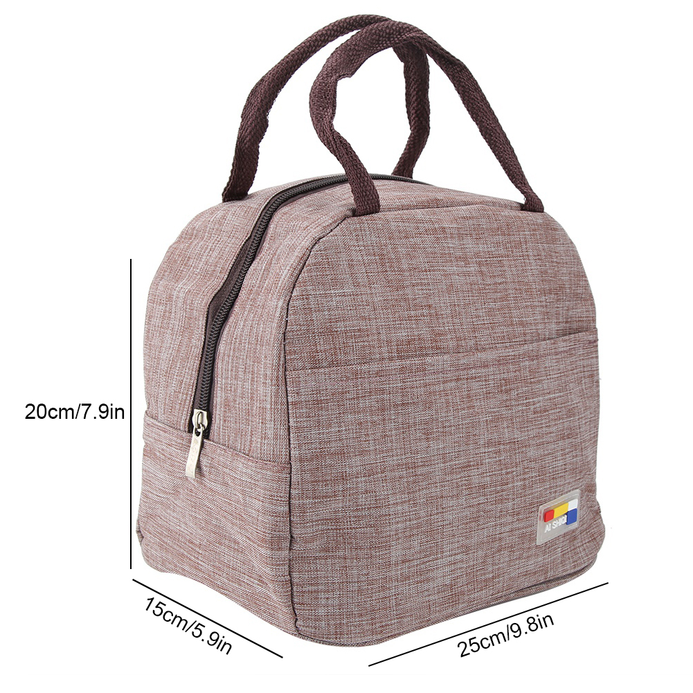 Portable-Lunch-Bag-Insulated-Thermal-Bags-Outdoor-Picnic-Travel-Food-Box-Bag thumbnail 28