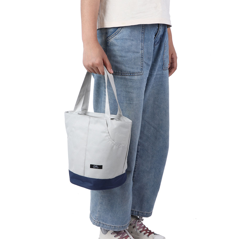 Portable-Lunch-Bag-Insulated-Thermal-Bags-Outdoor-Picnic-Travel-Food-Box-Bag thumbnail 16