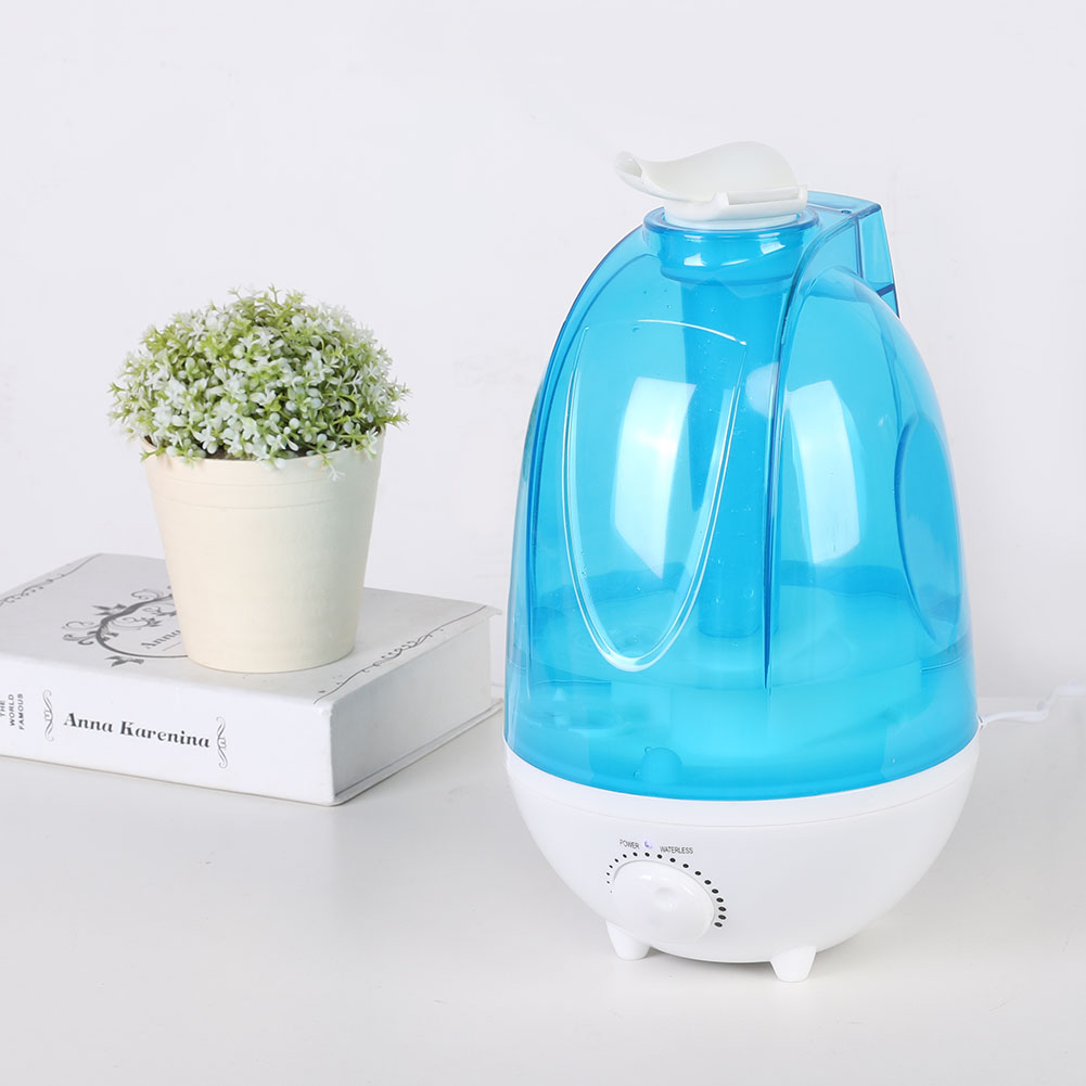 LED-Ultrasonic-Humidifier-Air-Mist-Purifier-Aromatherapy-Diffuser-Cool-Mist-4L thumbnail 18
