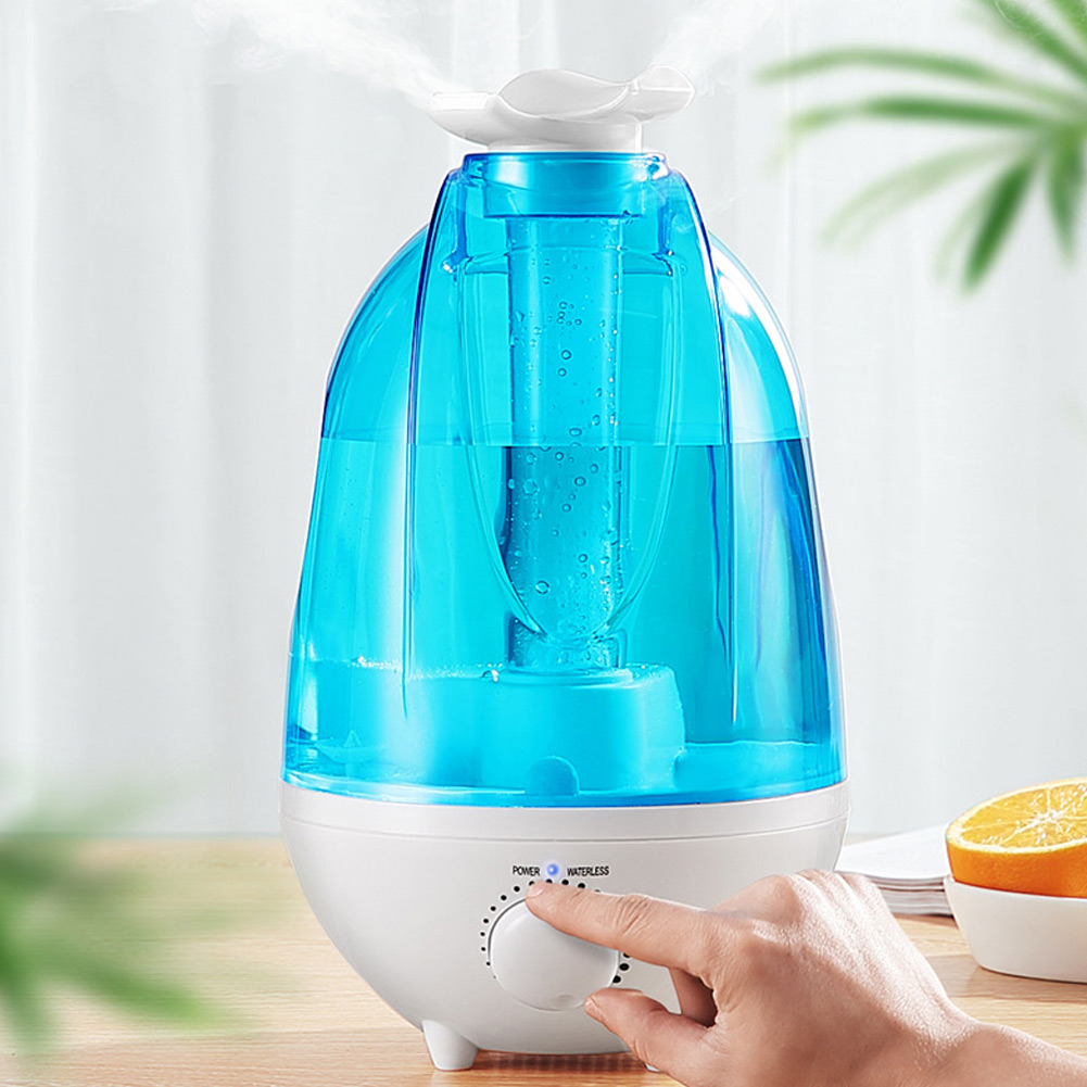 LED-Ultrasonic-Humidifier-Air-Mist-Purifier-Aromatherapy-Diffuser-Cool-Mist-4L thumbnail 19