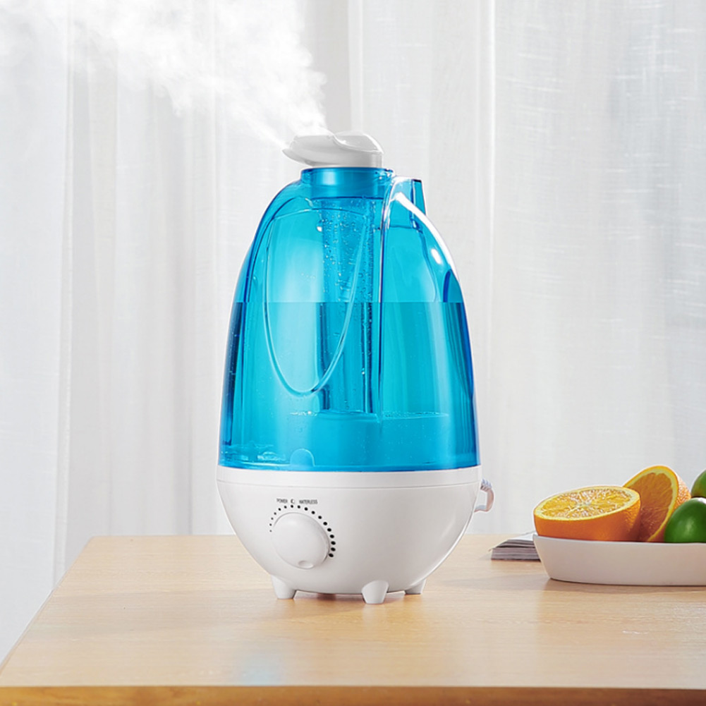 LED-Ultrasonic-Humidifier-Air-Mist-Purifier-Aromatherapy-Diffuser-Cool-Mist-4L thumbnail 58