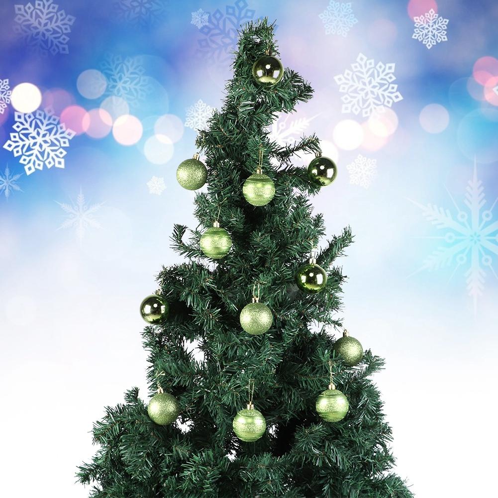 Christmas-Decorations-Tree-Ornament-Xmas-Hanging-Accessories-Wooden-DIY-Pendant thumbnail 124