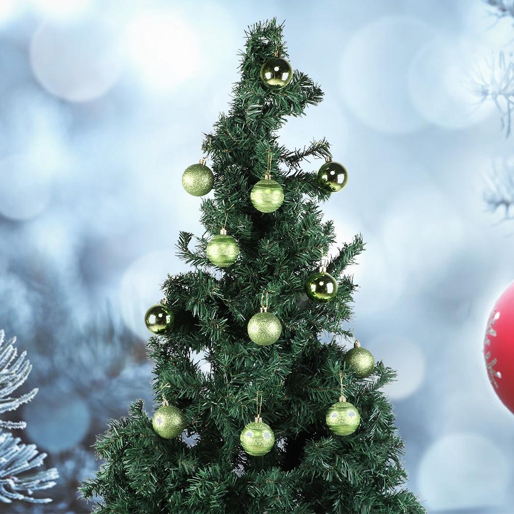 Christmas-Decorations-Tree-Ornament-Xmas-Hanging-Accessories-Wooden-DIY-Pendant thumbnail 125