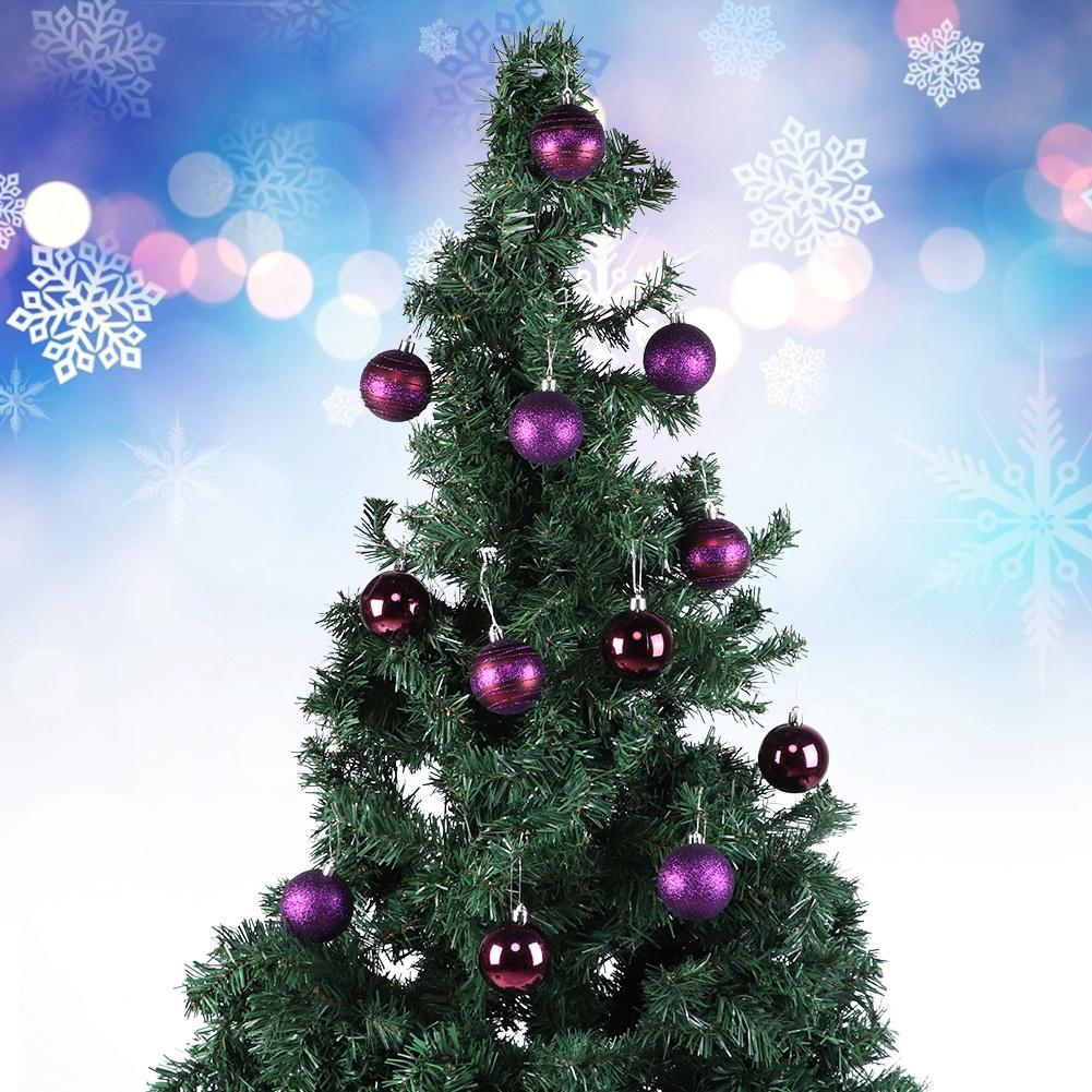 Christmas-Decorations-Tree-Ornament-Xmas-Hanging-Accessories-Wooden-DIY-Pendant thumbnail 128
