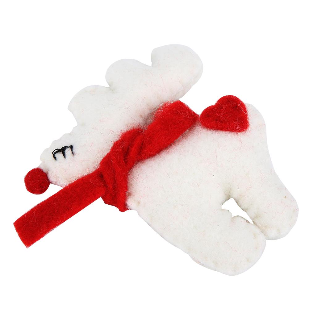 Christmas-Decorations-Tree-Ornament-Xmas-Hanging-Accessories-Wooden-DIY-Pendant thumbnail 178