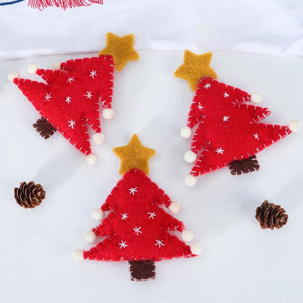 Christmas-Decorations-Tree-Ornament-Xmas-Hanging-Accessories-Wooden-DIY-Pendant thumbnail 187