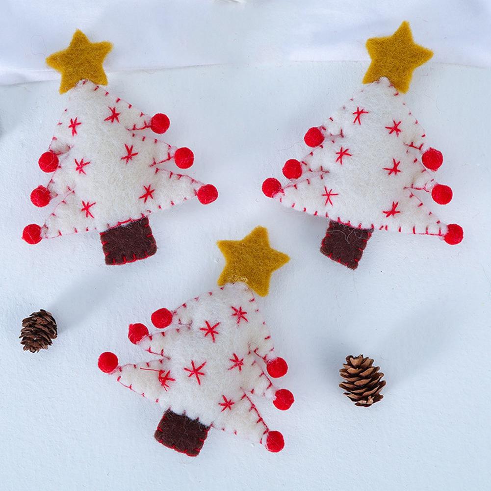 Christmas-Decorations-Tree-Ornament-Xmas-Hanging-Accessories-Wooden-DIY-Pendant thumbnail 190