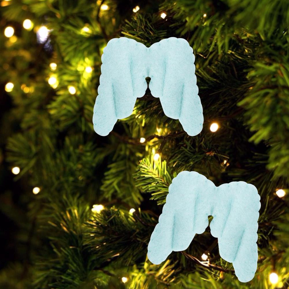 Christmas-Decorations-Tree-Ornament-Xmas-Hanging-Accessories-Wooden-DIY-Pendant thumbnail 212