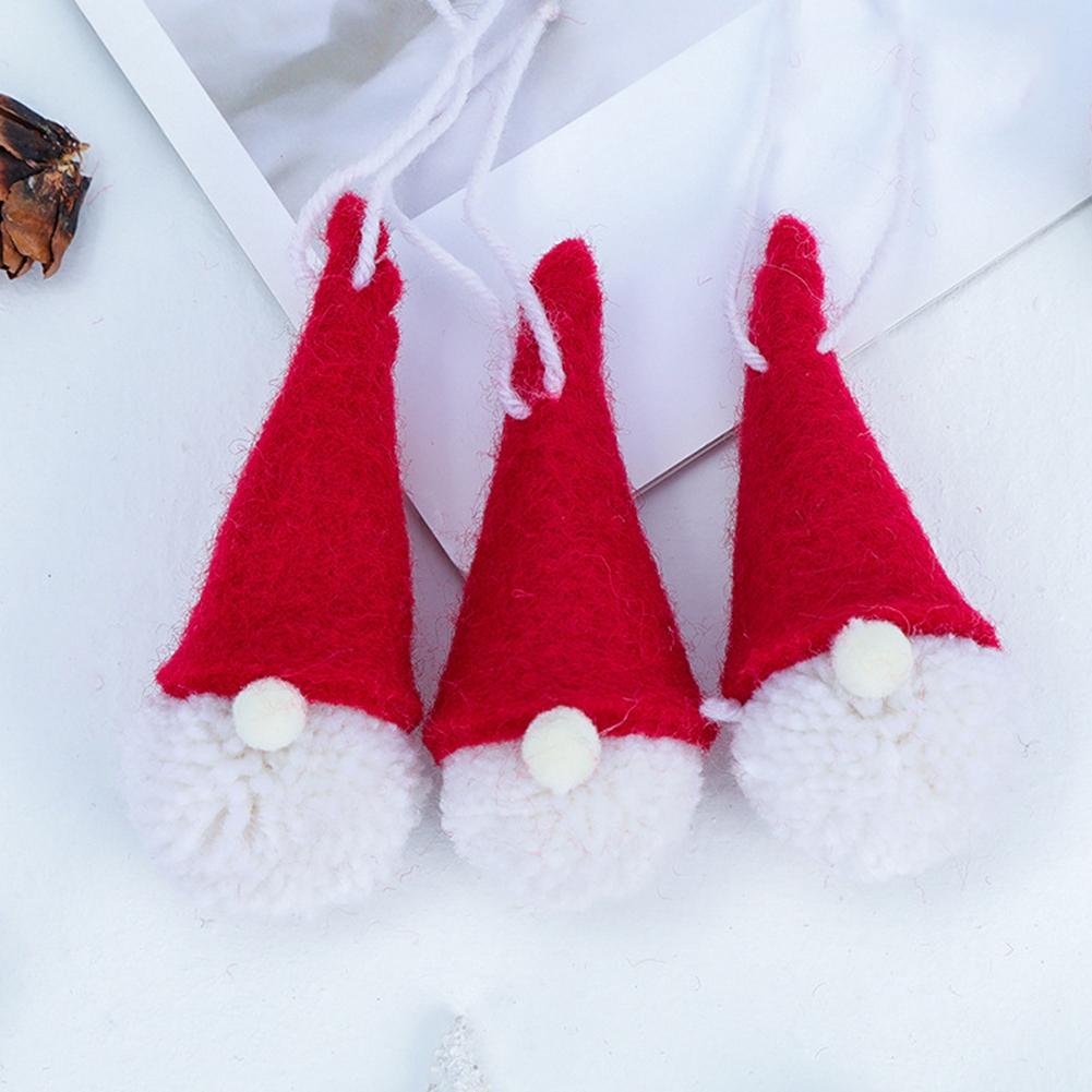Christmas-Decorations-Tree-Ornament-Xmas-Hanging-Accessories-Wooden-DIY-Pendant thumbnail 226