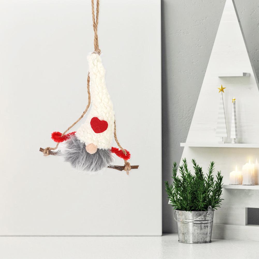 Christmas-Decorations-Tree-Ornament-Xmas-Hanging-Accessories-Wooden-DIY-Pendant thumbnail 235