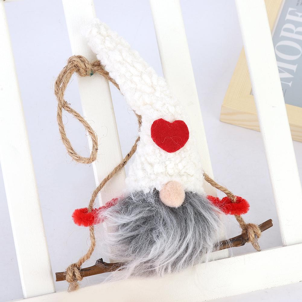 Christmas-Decorations-Tree-Ornament-Xmas-Hanging-Accessories-Wooden-DIY-Pendant thumbnail 236