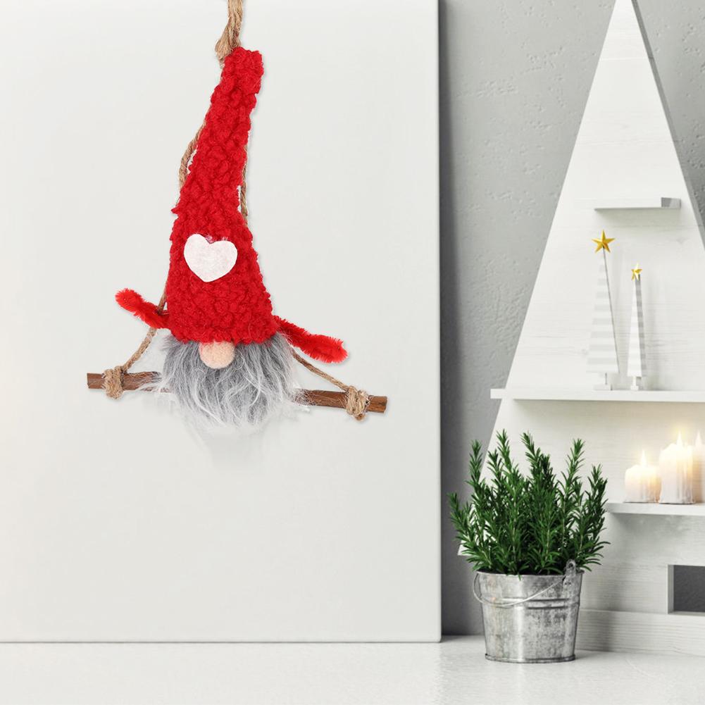 Christmas-Decorations-Tree-Ornament-Xmas-Hanging-Accessories-Wooden-DIY-Pendant thumbnail 241