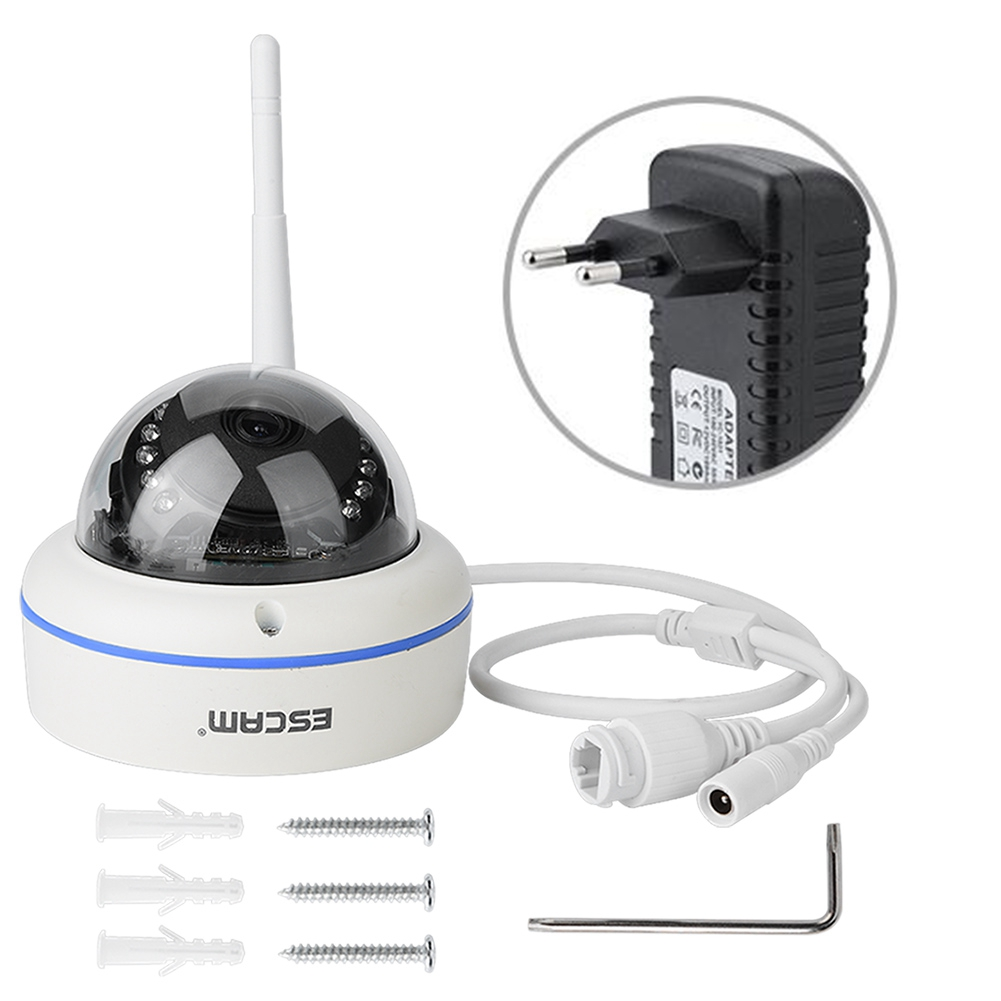 ESCAM-1080P-WIFI-Waterproof-Outdoor-IP-Camera-CCTV-Home-Security-Wireless-Camera
