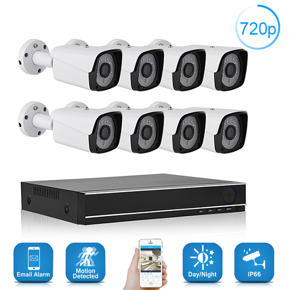 8CH-HDMI-CCTV-DVR-Camera-Security-HD-System-1080P-Home-Outdoor-Video-IR-Cam-CO thumbnail 23