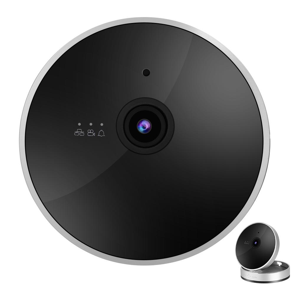 1080P-Smart-CCTV-Surveillance-Cube-Camera-Home-Security-Baby-Care-Monitor miniature 24