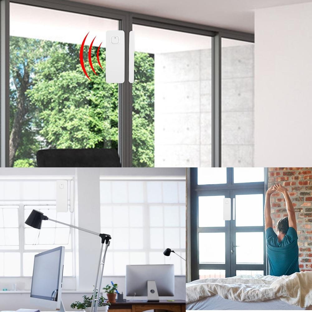 WiFi-Door-Window-Sensor-2-4Ghz-Home-Security-Detector-Support-for-Google-Home thumbnail 16