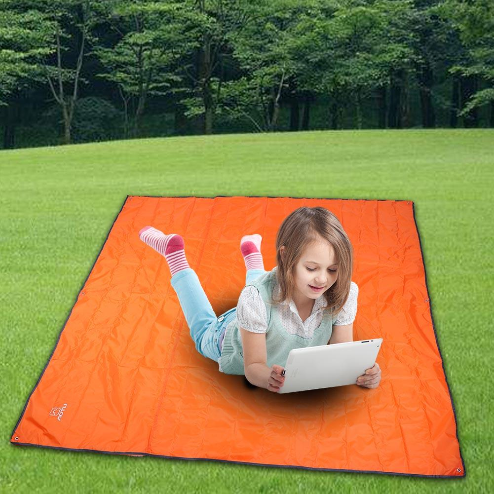 215X215CM-Camping-Rain-Moisture-Proof-Ground-Sheet-Tent-Awning-Cover-Mat-Cushion thumbnail 21
