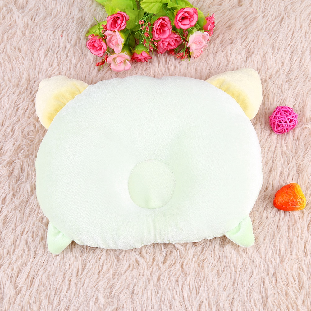 Cute Pig Soft Pillow Newborn Infant Baby Support Cushion