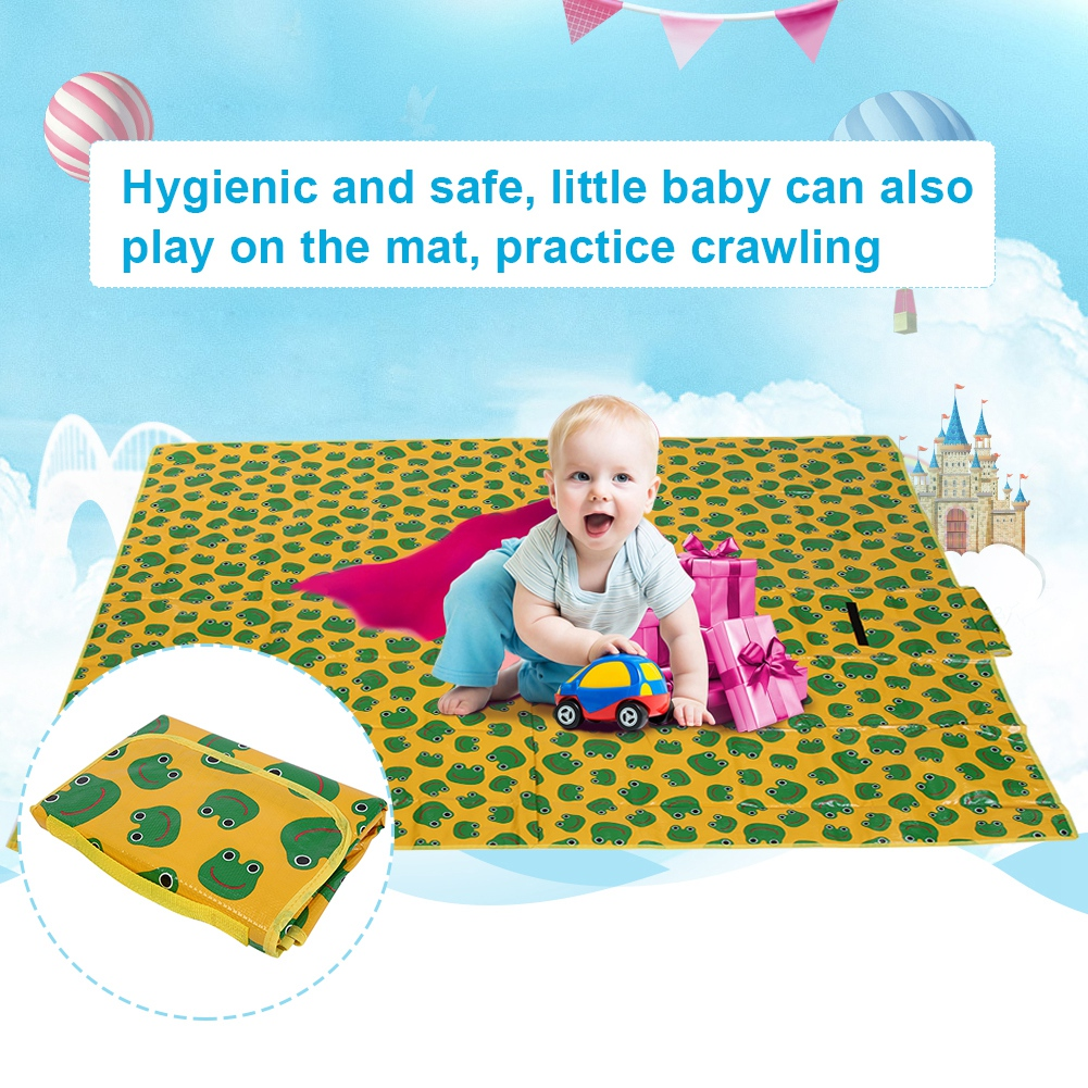 Baby-Play-Mat-Gym-Activity-Blanket-Toy-Game-Carpet-Floor-Travel-Play-Picnic-Mat
