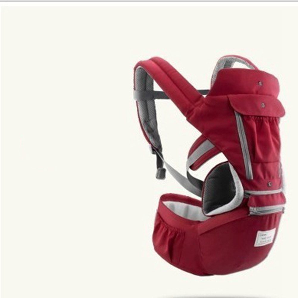 Newborn-Baby-Carrier-Sling-Wrap-Backpack-Front-Back-Chest-Ergonomic-3-Position miniature 16