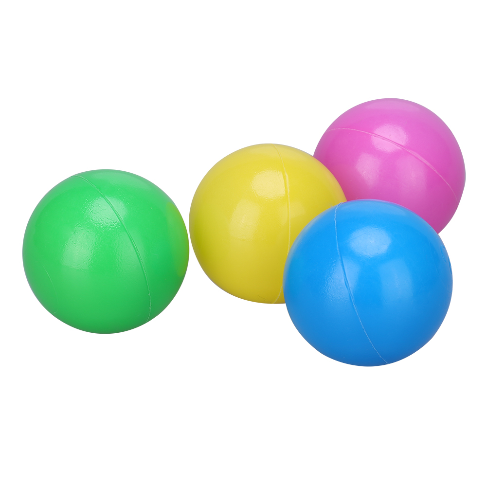 Plastic Toy Balls : Baby kids plastic colorful play balls for ball pit ocean