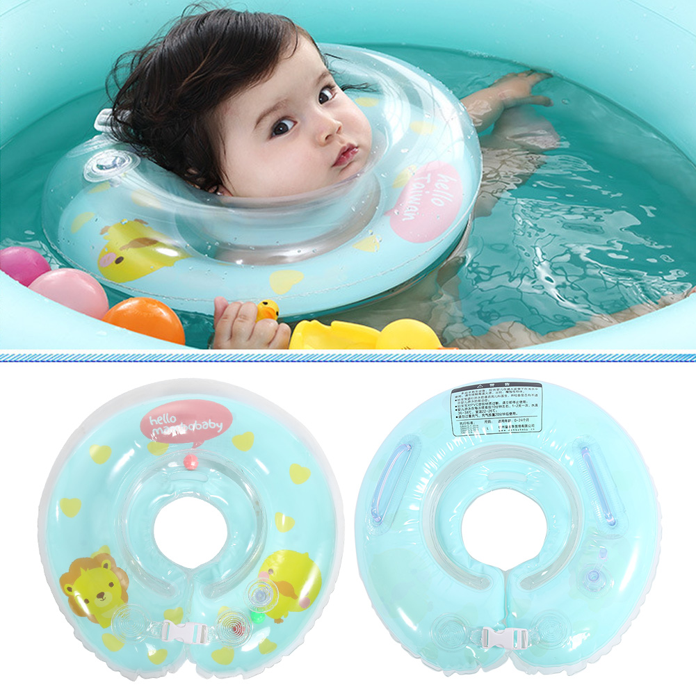 Product details of new inflatable floating swim ring kids children toy - Image Is Loading Lifebuoy Baby Infant Neck Float Collar Kids Ring