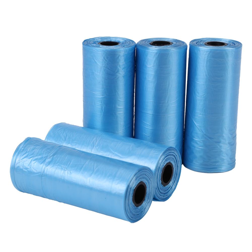 10Rolls-Pet-Poo-Poop-Bag-Dog-Cat-Waste-Garbage-Pick-Up-Clean-Refill-Plastic-Bags