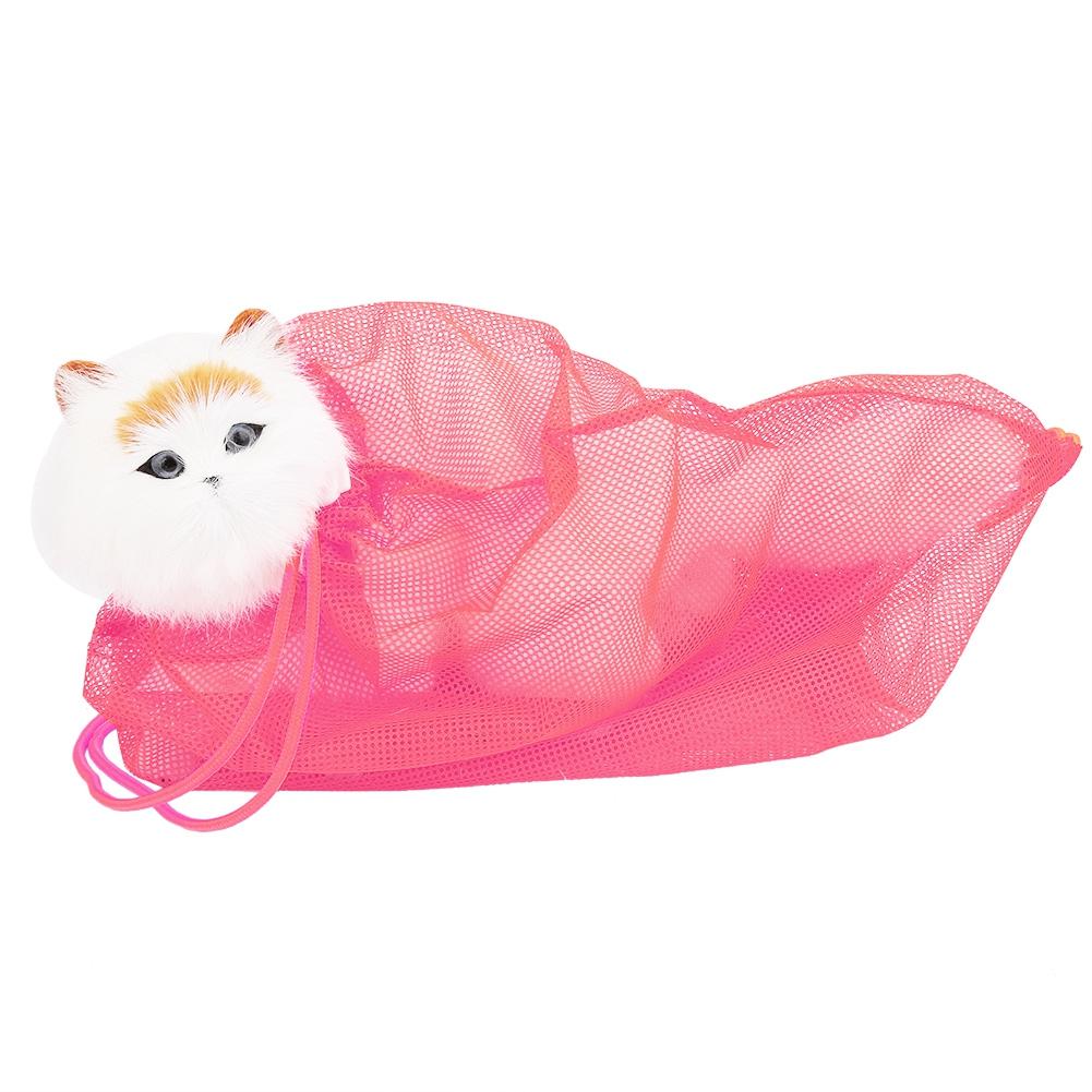 Mesh-Pet-Dog-Cat-Grooming-Bathing-Bag-No-Scratching-Biting-Restraint-Bags