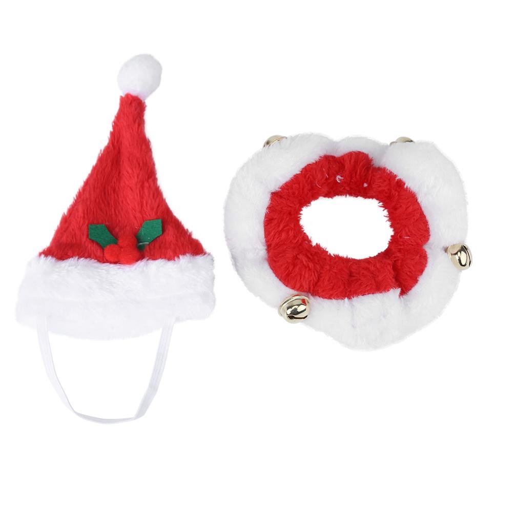 haustier kost m hund katze kleidung santa weihnachten party kost m welpe cosplay ebay. Black Bedroom Furniture Sets. Home Design Ideas