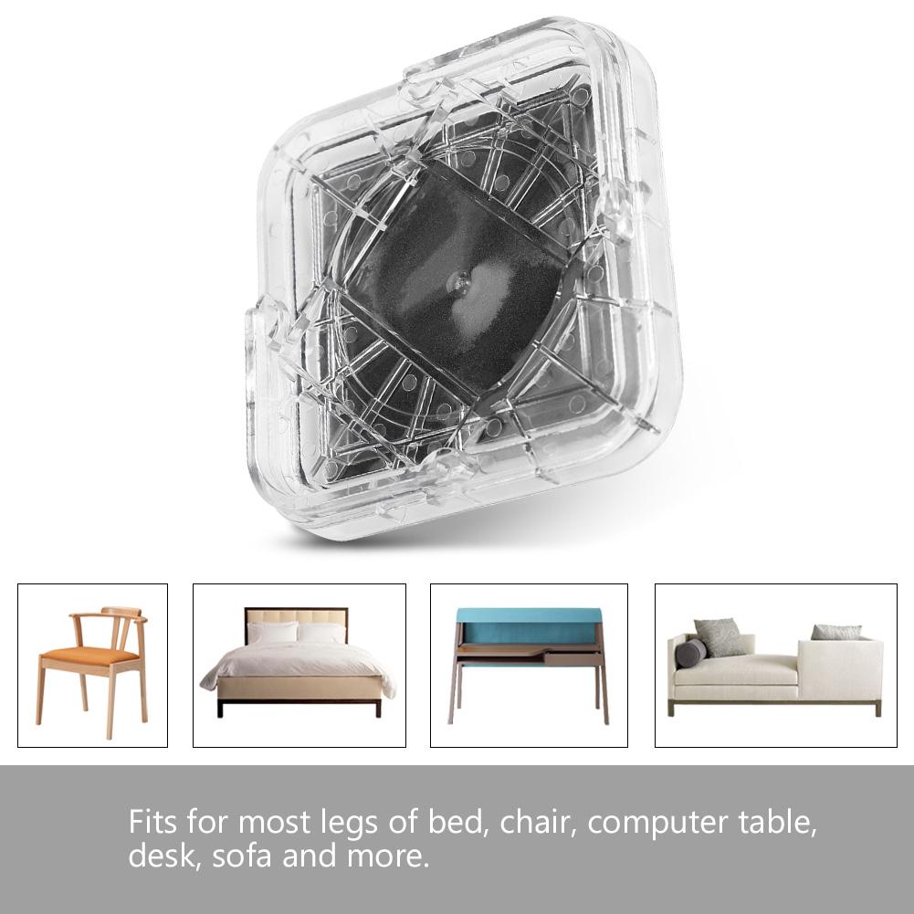 Betterhoehung-Moebelerhoehung-Stuhlerhoehung-Bett-Aufstehhilfe-Tisch-Moebel-Fuss-GD Indexbild 18