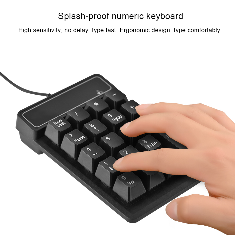 USB-Mechanical-Numeric-Keypad-Pad-Numpad-19Key-Keyboard-for-Laptop-Desktop-PC-GM