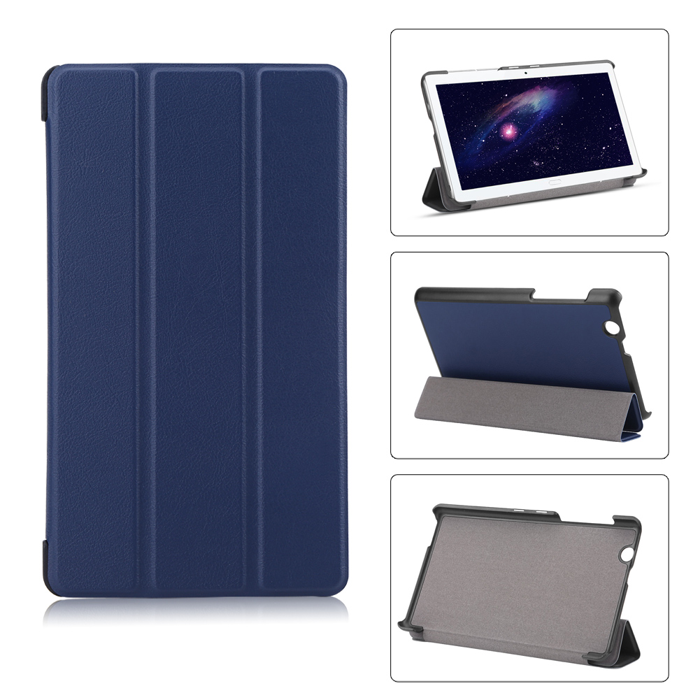 For-Huawei-MediaPad-M3-T3-7-034-8-034-10-034-Tablet-Smart-PU-Leather-Case-Stand-Cover-ZZ miniature 35